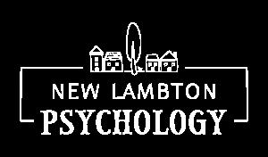 New Lambton Psychology - white