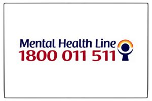 Mental Health Line logo