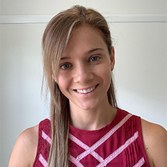 Ashleigh Jobson - New Lambton Psychology Receptionist